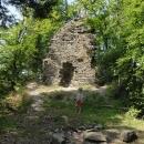 Na hradě Puchart
