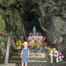 Panna Maria ve skále - poutní místo se studánkou