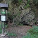 Vrásový soubor u Klokočůvku - zajímavé skalní vrásy