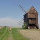 Větrný mlýn u Dolního Nového Dvora