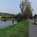 Cyklostezka podél Moravice do Hradce nad Moravicí