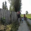 Pštrosí farma Vendelín je velká atrakce pro děti.