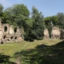 My se jdeme podívat na hrad Vikštejn, který je z tohoto směru příjemně přístupný.