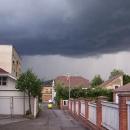 V uličkách Hrádku hledáme střechu, kam zapadneme, než nastane průtrž mračen