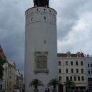 Centrum historického Görlitzu (Zhořelec)