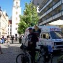 Centrum Forstu - dáváme si zmrzlinu