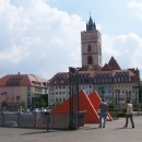 Centrum Frankfurtu nad Odrou