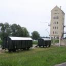 Bývalé překladiště říční a vlakové dopravy