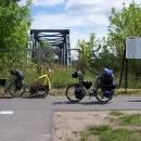 Most je z doby, kdy i za řekou bylo Německo