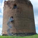 Hrad, resp. spíš jenom věž - Stolpe