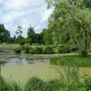 Zámecký park v Criewenu
