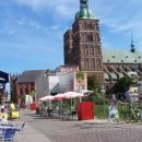 Stralsund je moc hezké město