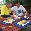 Rybí večeře ve Zbasyni
