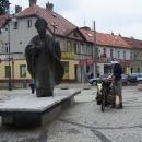 Papež v Dzierzoniowě
