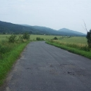 Podél Sovích hor - už jsme skoro doma :-)