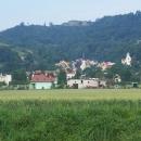 Napoleonská pevnost Srebrna Gora, ale taky sedlo, které musíme přejet