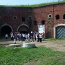 V jádru pevnosti, kde mohlo žít až 5 tisíc lidí