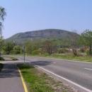 Kolem Balatonu jsou i docela vysoké kopce