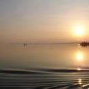 Podvečer na Balatonu