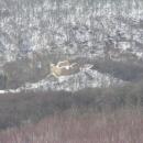 Další cíl cesty - hrad Oparno