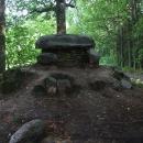 Torzo pomníku postaveného na počest zlaté svatby knížete ze Schwarzenberku