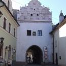 Renesanční Třeboň, Svinenská brána