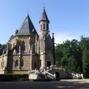 Nádhera novogotiky Schwarzenberské hrobky