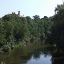 Hradiště Doudleby stávalo na šíji meandru Malše