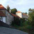 Zámecké budovy na Horním hradu