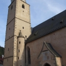 V městečku na vás dýchnou dávné časy středověku – gotický kostel sv. Mikuláše
