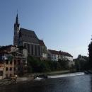 Kostel sv. Víta – gotika českého Krumlova