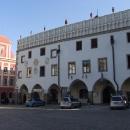 Krumlovská radnice