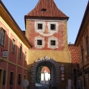 Historické centrum opouštím Budějovickou branou
