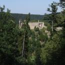 Po dlouhých letech se ocitám u hradu Dívčí kámen, návdavkem se dozvídám, že tu naproti stávalo i keltské oppidum