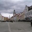 Třeboňské náměstí – jihočeská klasika