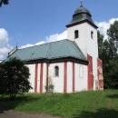 Dnes ze Zahrádky zbyl hlavně kostel Sv.Víta