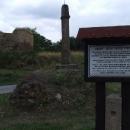 Zbytky gotické tvrze v Proseči