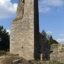 Věž hradu Orlíka