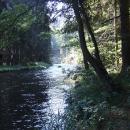 Romantické údolí Želivky