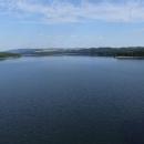 Tak to jsou ty masy vody pro Prahu, co to tu všechno zatopily