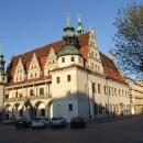 V Brzegu se nachází jedna z nejhezčích radnic opolského kraje