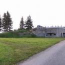 Pevnost na linii čs. opevnění z 30-tých let