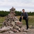Velká Deštná 1118 m + 1,5 m kamení