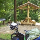 v údolí Moravy mezi Králíky a Hanušovicemi někdo zřídil sedánek na 333km toku řeky Moravy. Smysl nechápu, navíc je to od pramene odhadem kilometrů 20.