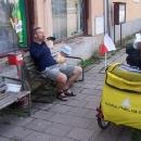 Jedno polední ve Slezských Rudolticích