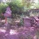 Zapomenutý hřbitov u starého kostela