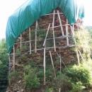 Lorenzova-Vavřincova huť. Pozůstatek dřevouhelných vysokých pecí ve zdejším kraji