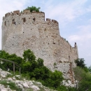Hlavní palác Dívčích hradů
