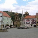 Na mikulovském náměstí