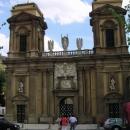Hrobka Dietrichštejnů na náměstí v Mikulově